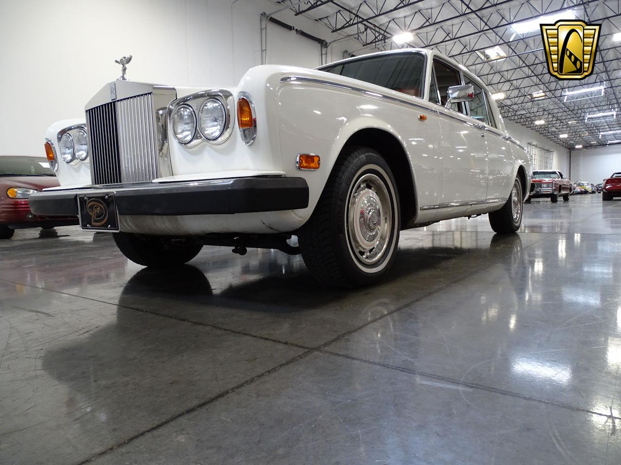 Large Picture of '79 Silver Shadow - O8O5