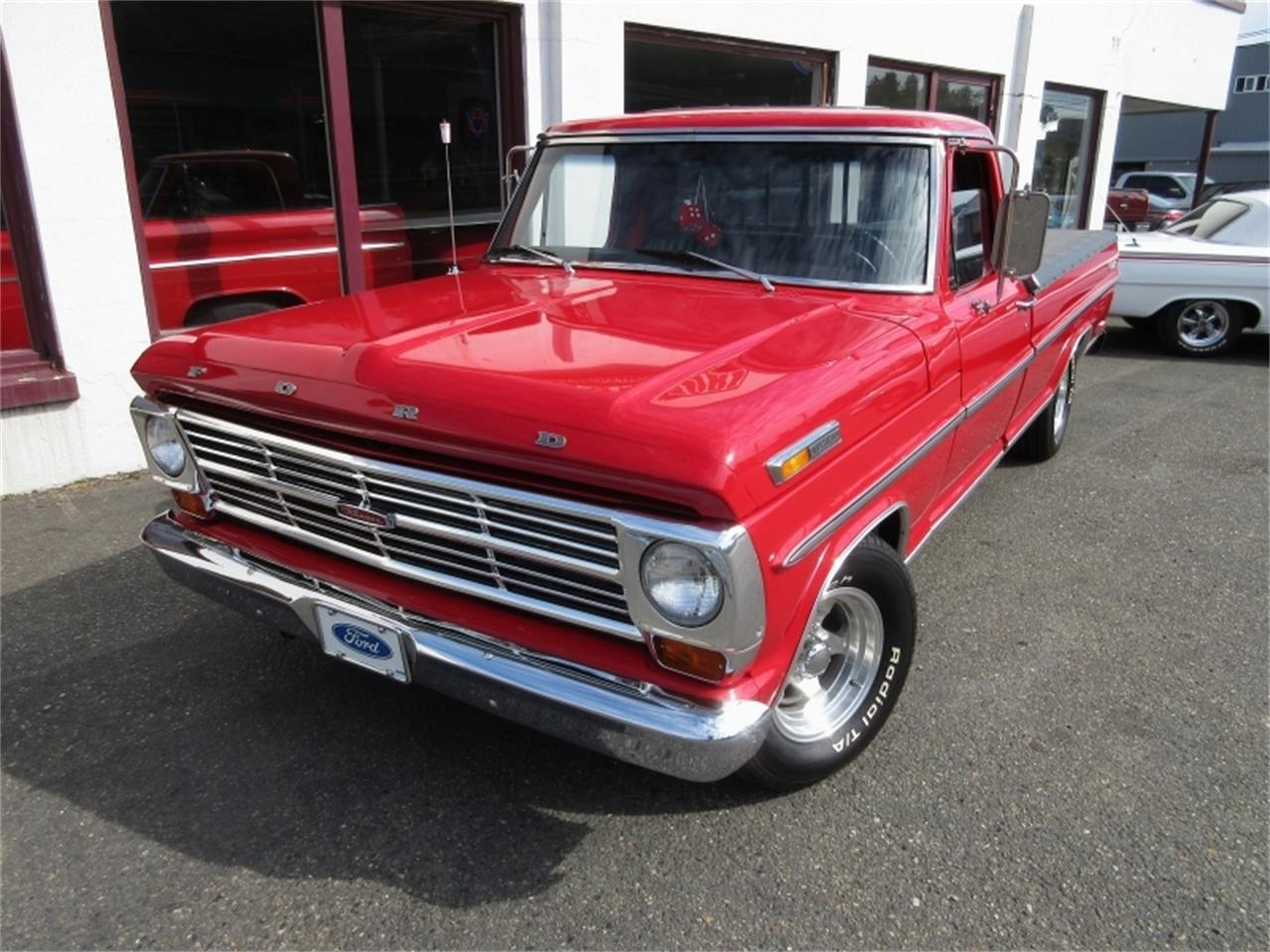 1968 Ford F100 Radio 1955 Large Picture Of Ofi 1280x960