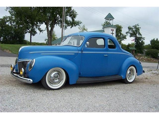 Picture of Classic '39 Ford Deluxe Offered by  - OFIC