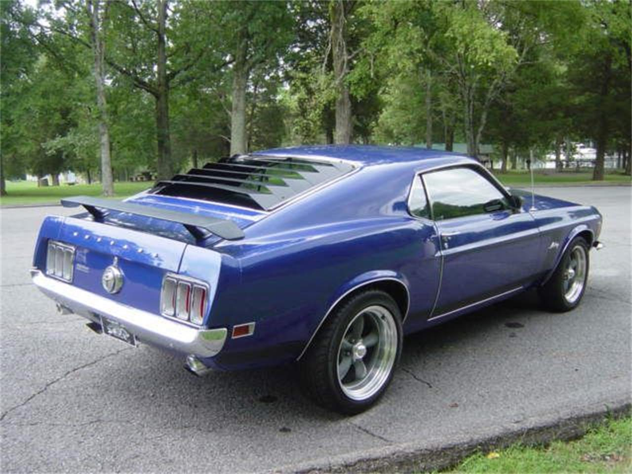 Large Picture of '70 Mustang located in Hendersonville Tennessee Offered by Maple Motors - OFIH