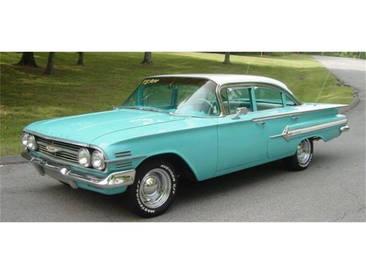 Large Picture of Classic '60 Chevrolet Impala - $13,900.00 Offered by Maple Motors - OFIM
