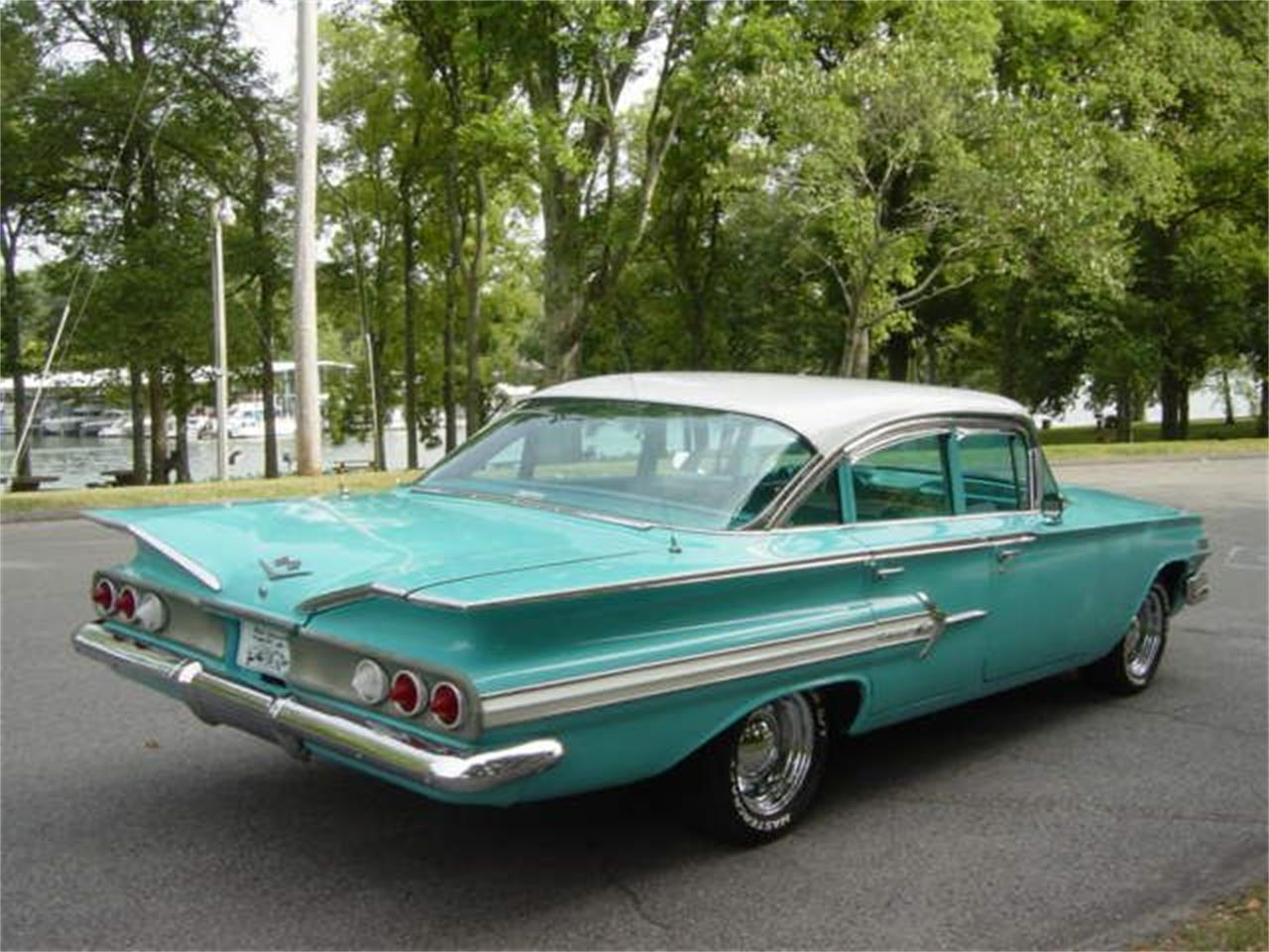 Large Picture of 1960 Chevrolet Impala located in Hendersonville Tennessee - $13,900.00 Offered by Maple Motors - OFIM