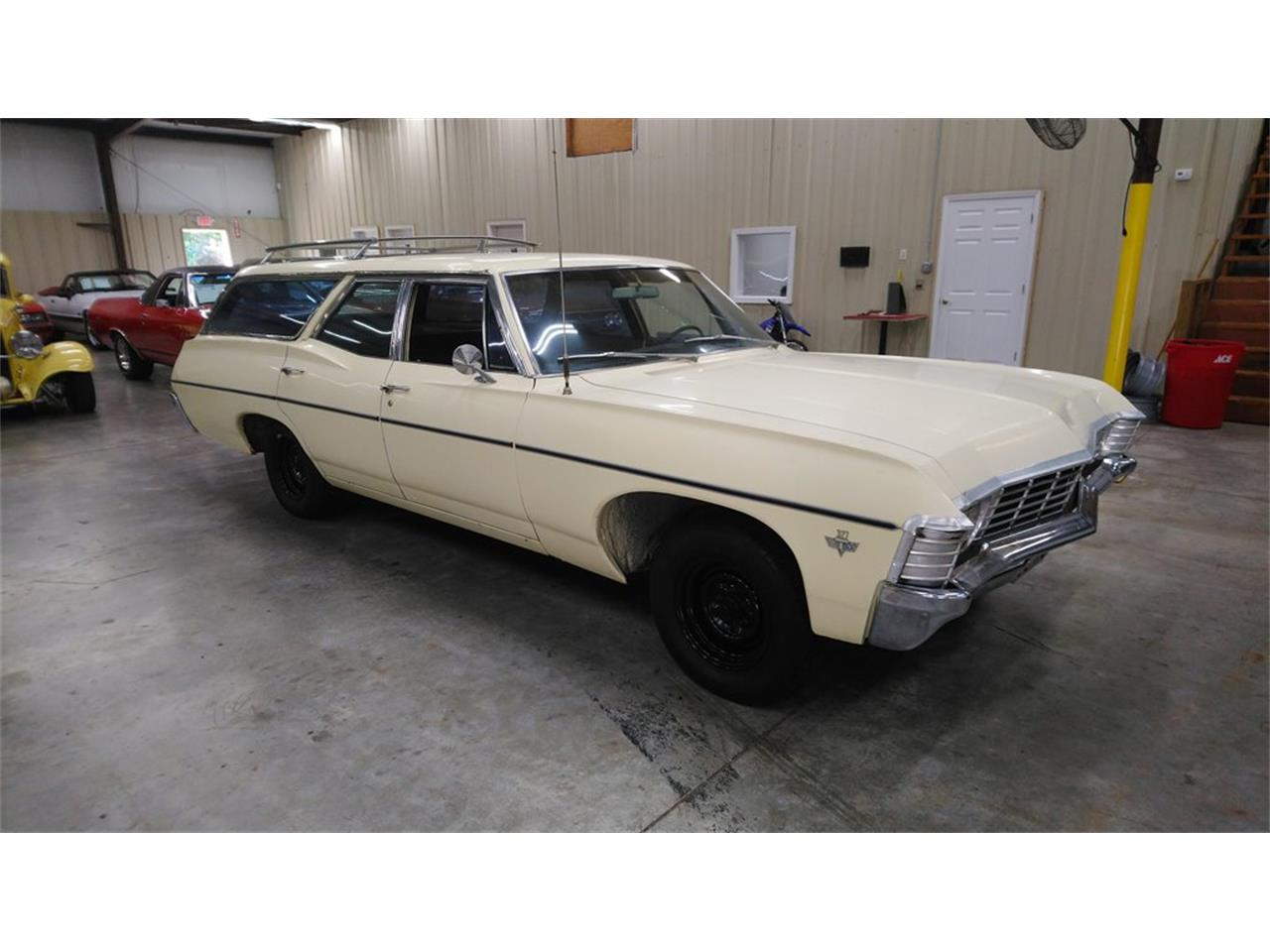 For Sale 1967 Chevrolet Bel Air Wagon In Cleveland Georgia