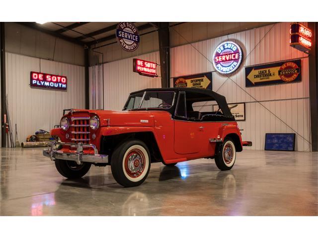 Picture of 1950 Jeepster located in Greensboro North Carolina Auction Vehicle - OFIQ