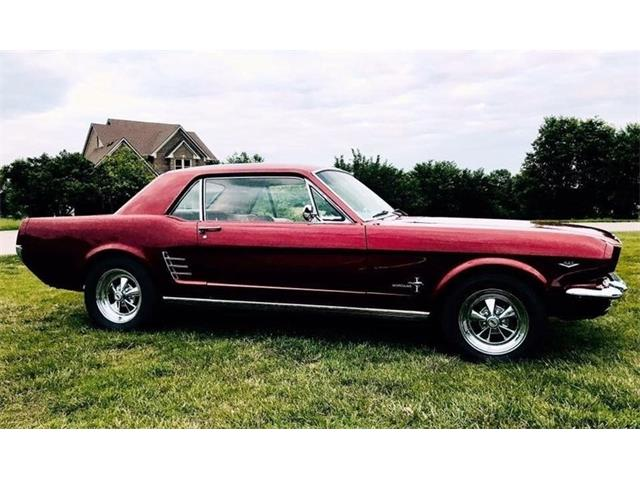 Picture of '66 Mustang - OFIR
