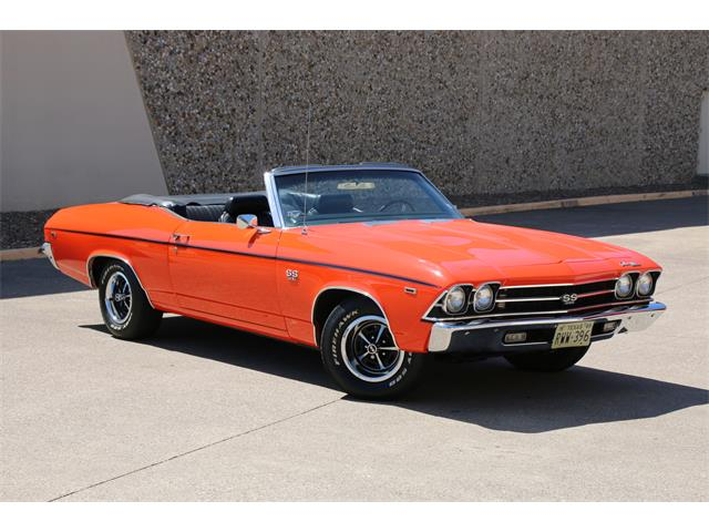 Picture of 1969 Chevrolet Chevelle SS - $50,000.00 Offered by a Private Seller - OFJ0