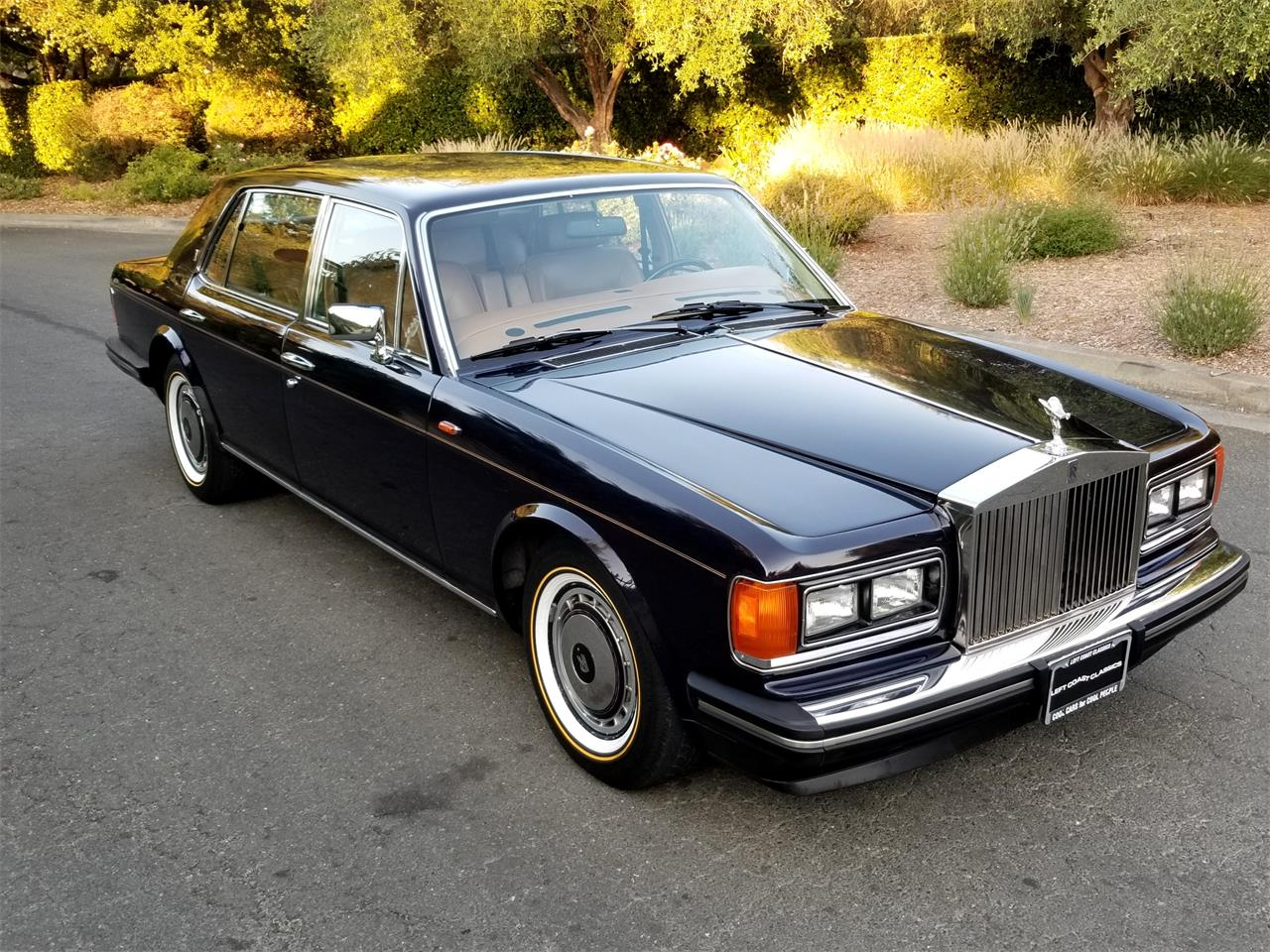Large Picture Of 1991 Rolls Royce Silver Spur