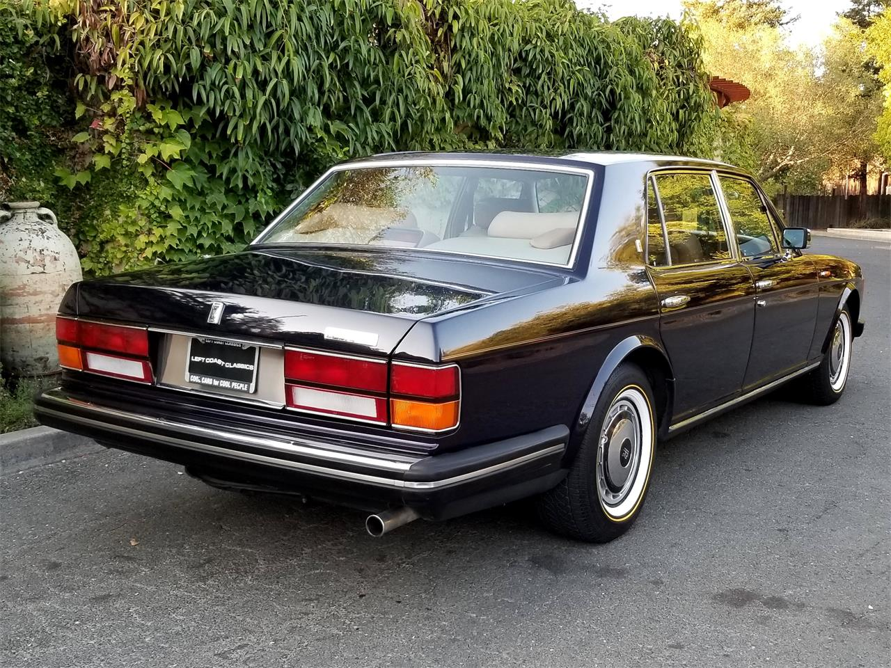 Large Picture of '91 Rolls-Royce Silver Spur located in Sonoma California - OFJA
