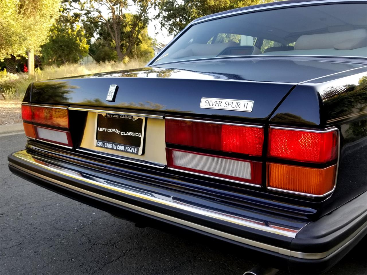 Large Picture of 1991 Rolls-Royce Silver Spur Offered by Left Coast Classics - OFJA