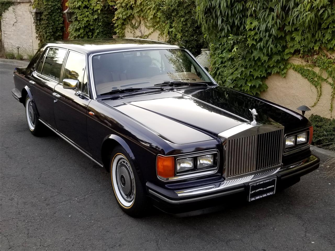 Large Picture of '91 Silver Spur located in Sonoma California Offered by Left Coast Classics - OFJA