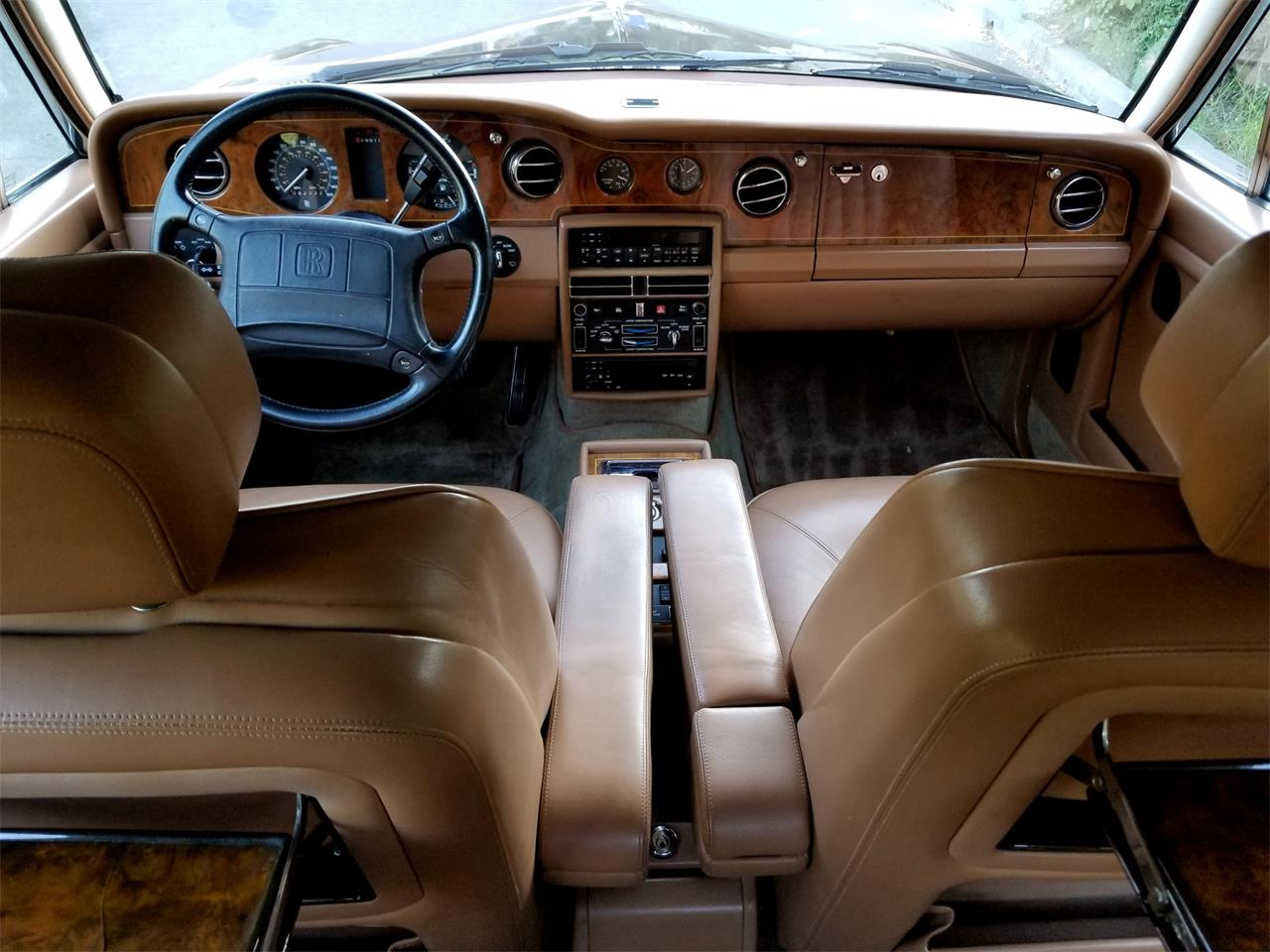 Large Picture of '91 Rolls-Royce Silver Spur located in Sonoma California Offered by Left Coast Classics - OFJA