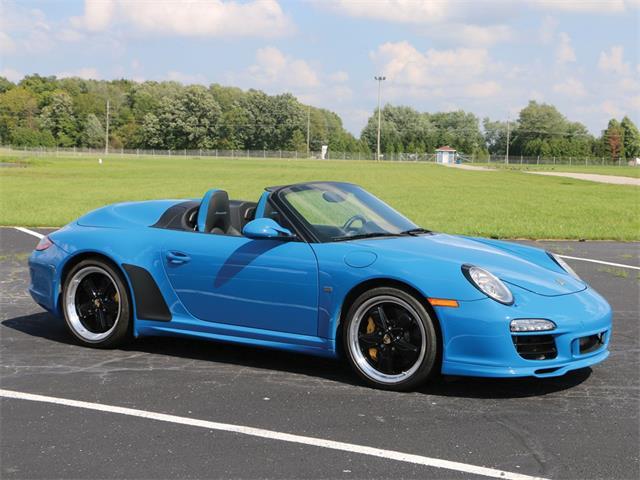 2011 Porsche 911 Speedster For Sale On Classiccars