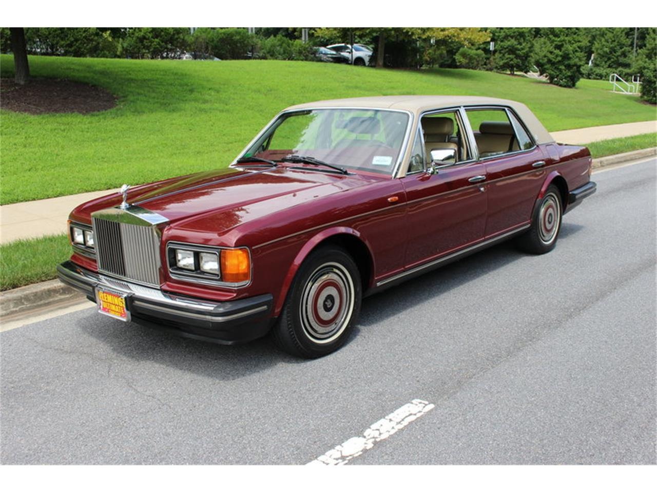 Picture of '88 Silver Spur - O8OM