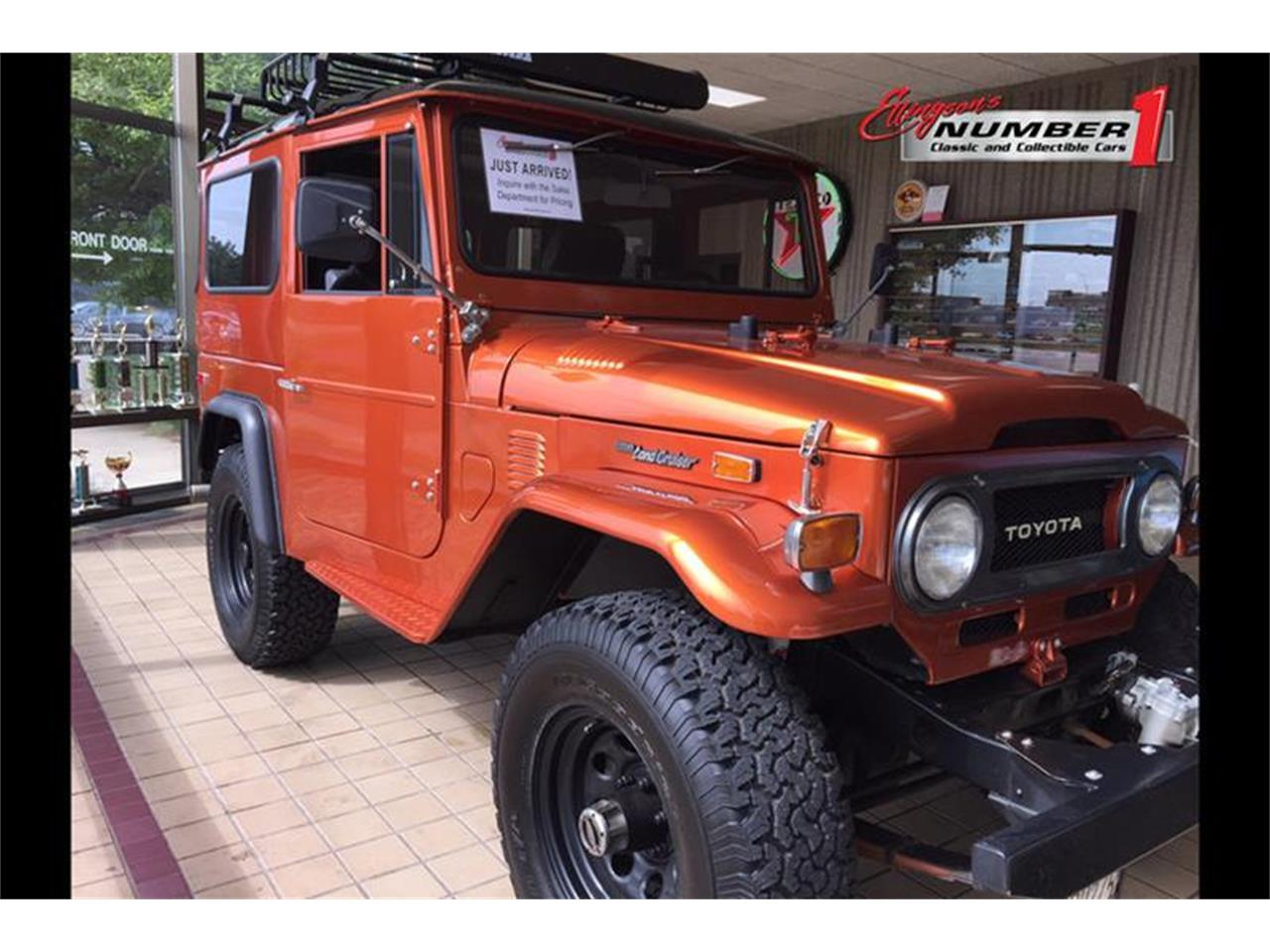 Picture of '74 Land Cruiser FJ - O8ON