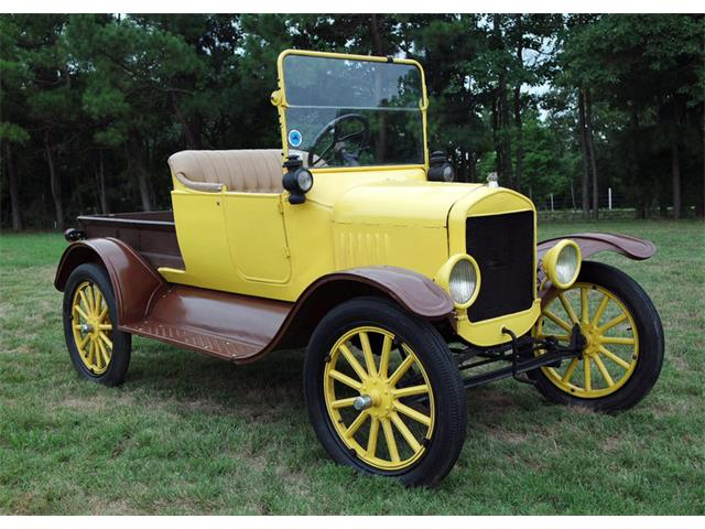 Picture of '23 Model T - OGET