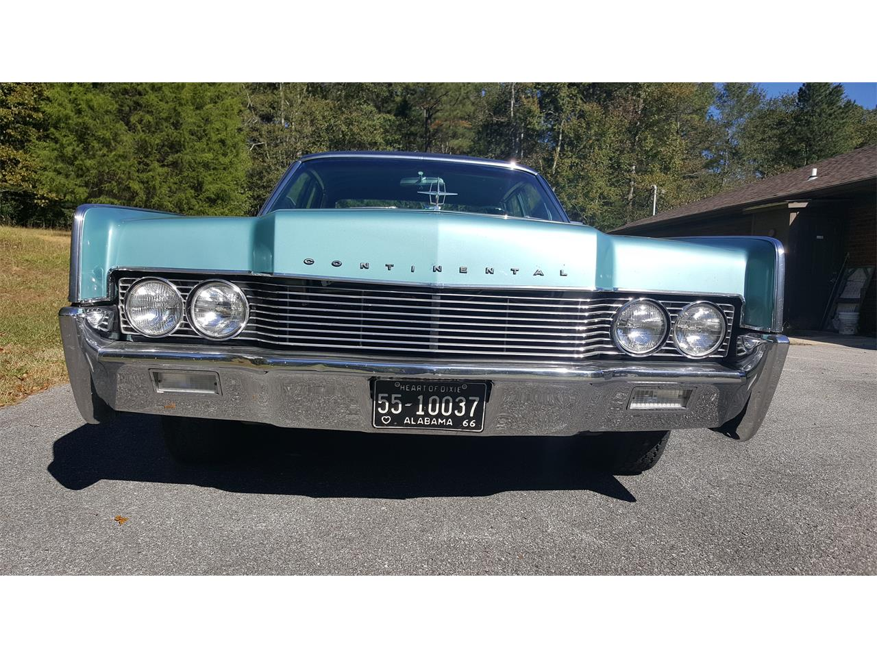 1966 Lincoln Continental For Sale Classiccars Com Cc 1141040
