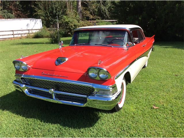 Picture of '58 Fairlane 500 - OGG0