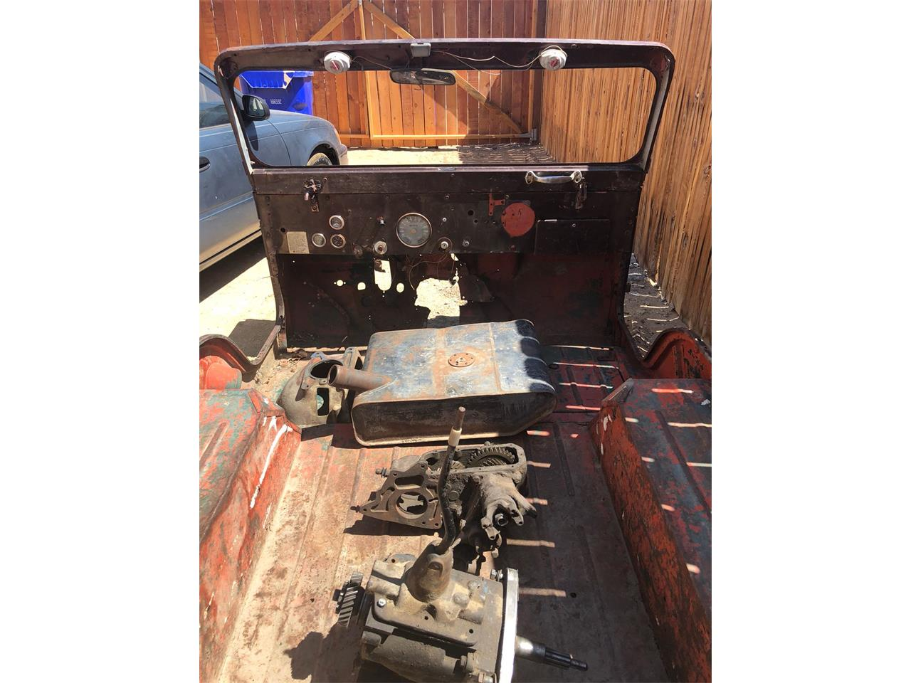 Large Picture of 1952 Willys - OGG4