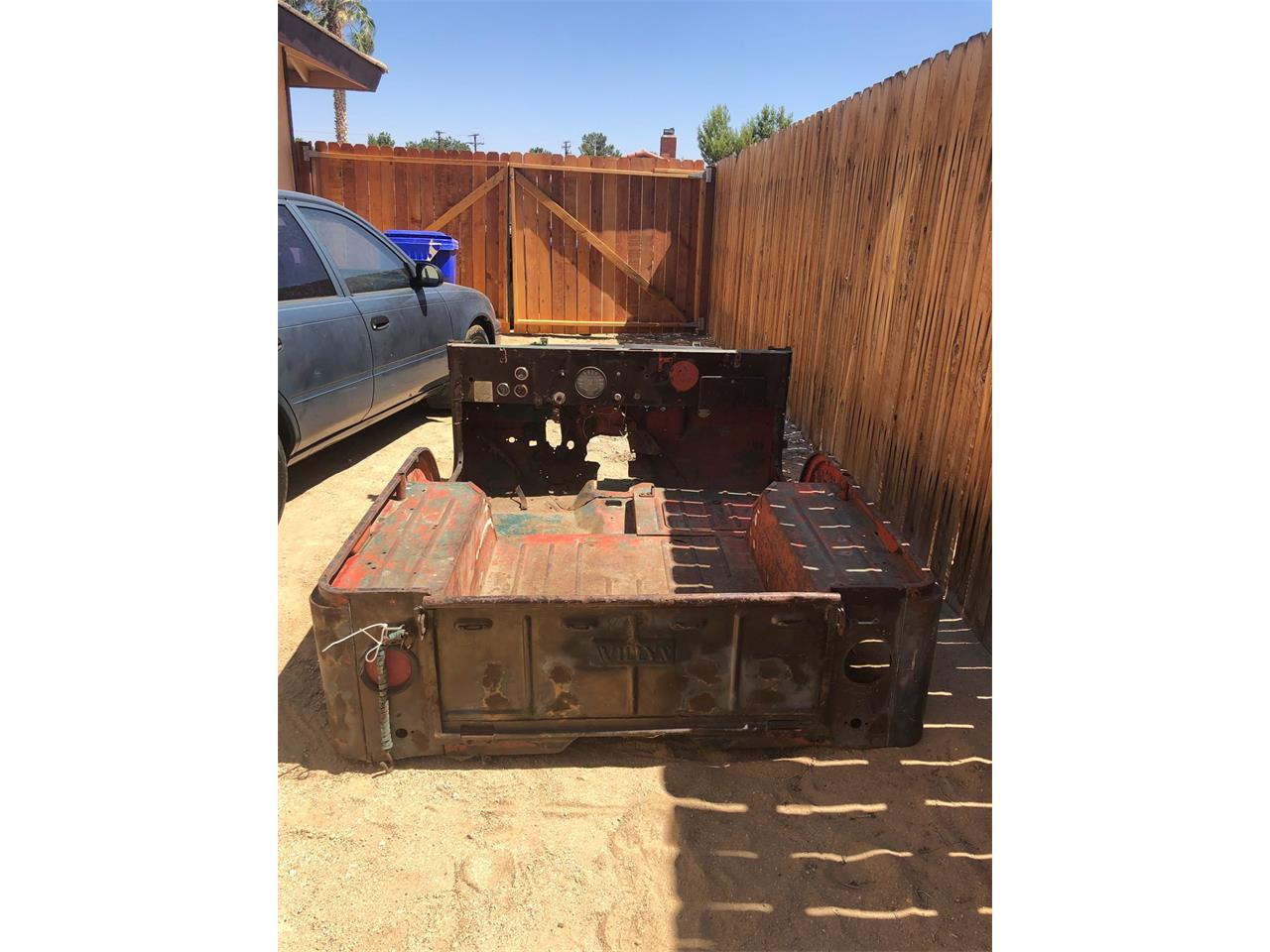 Large Picture of '52 Jeep Willys located in Victorville  California - OGG4
