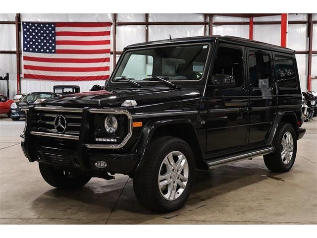 Picture of '15 G-Class - OGGL