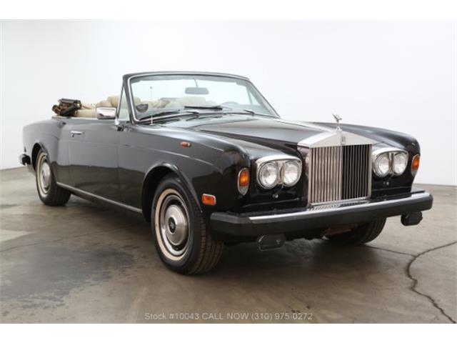 Picture of '81 Rolls-Royce Corniche located in Beverly Hills California - $32,500.00 Offered by  - OGGR