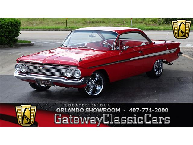 Picture of Classic '61 Chevrolet Impala located in Lake Mary Florida - $77,000.00 - OGI8