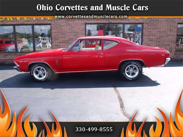 Picture of Classic '69 Chevrolet Chevelle located in Ohio - OGIH