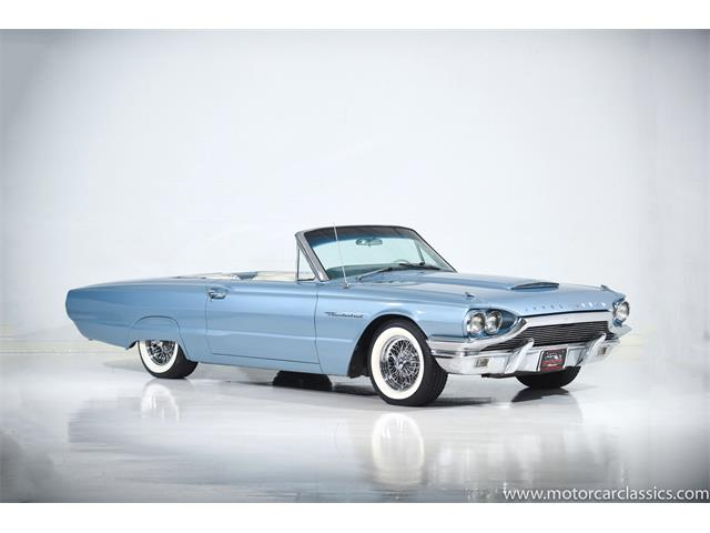 Picture of Classic 1964 Ford Thunderbird located in New York - $23,900.00 Offered by  - OGJ5