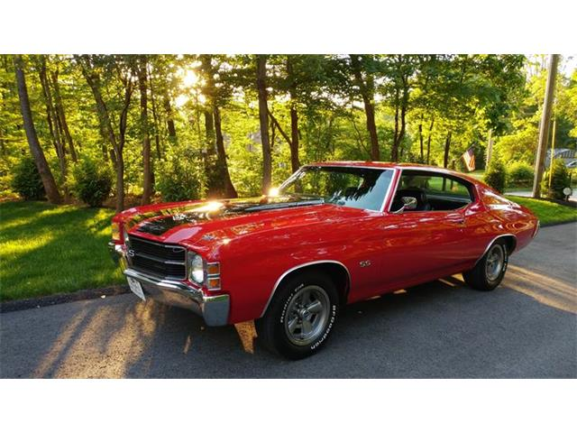 Picture of '71 Chevelle SS - OGJC