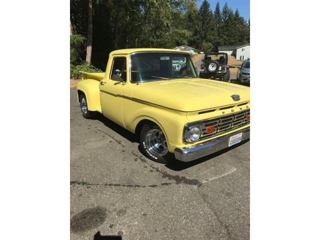 Picture of '63 F100 - OGJJ