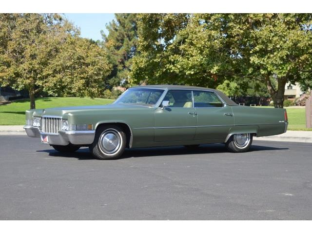 1970 caddy convertible for sale