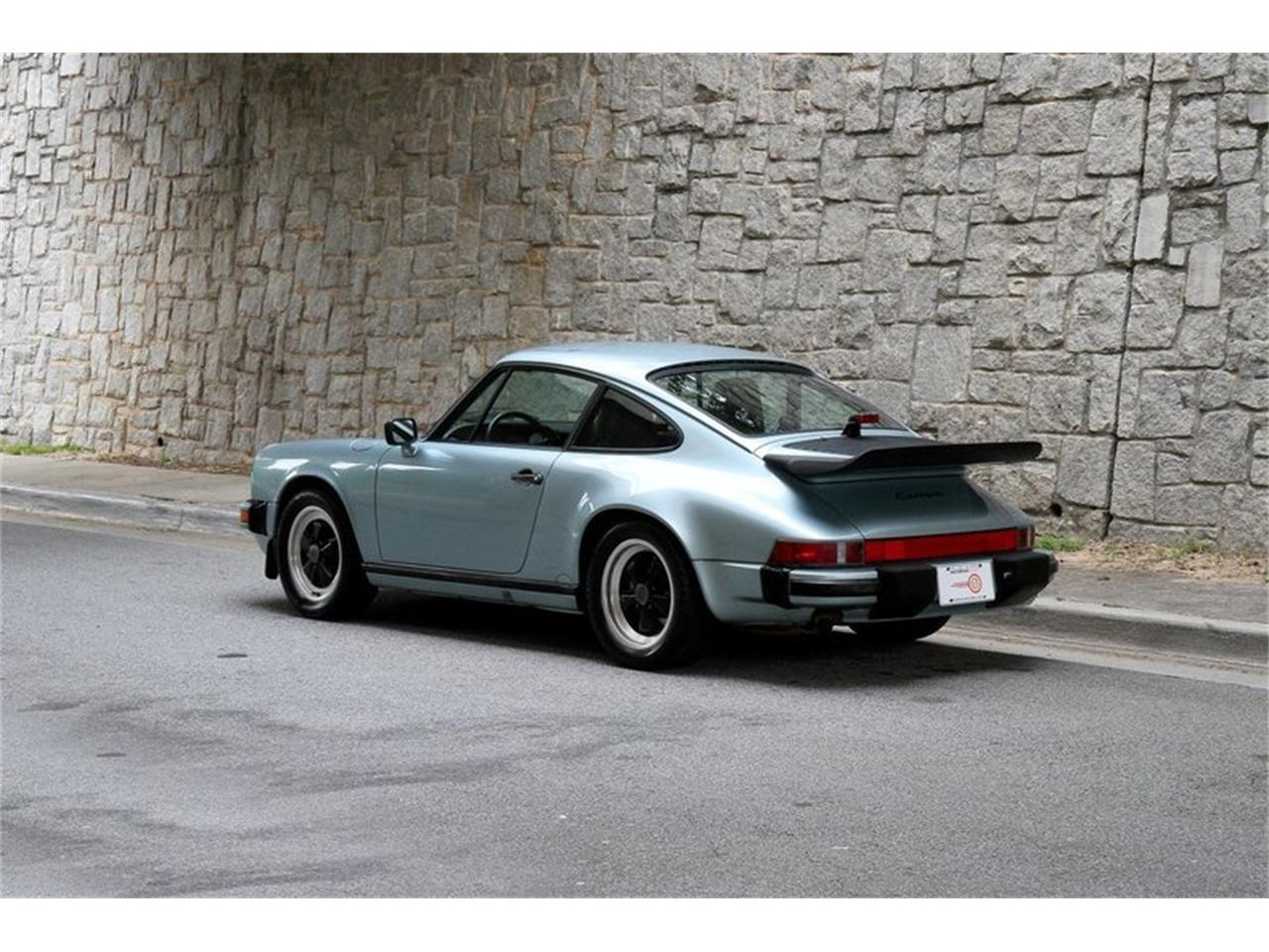 Large Picture of '87 Porsche 911 located in Georgia - OGK8