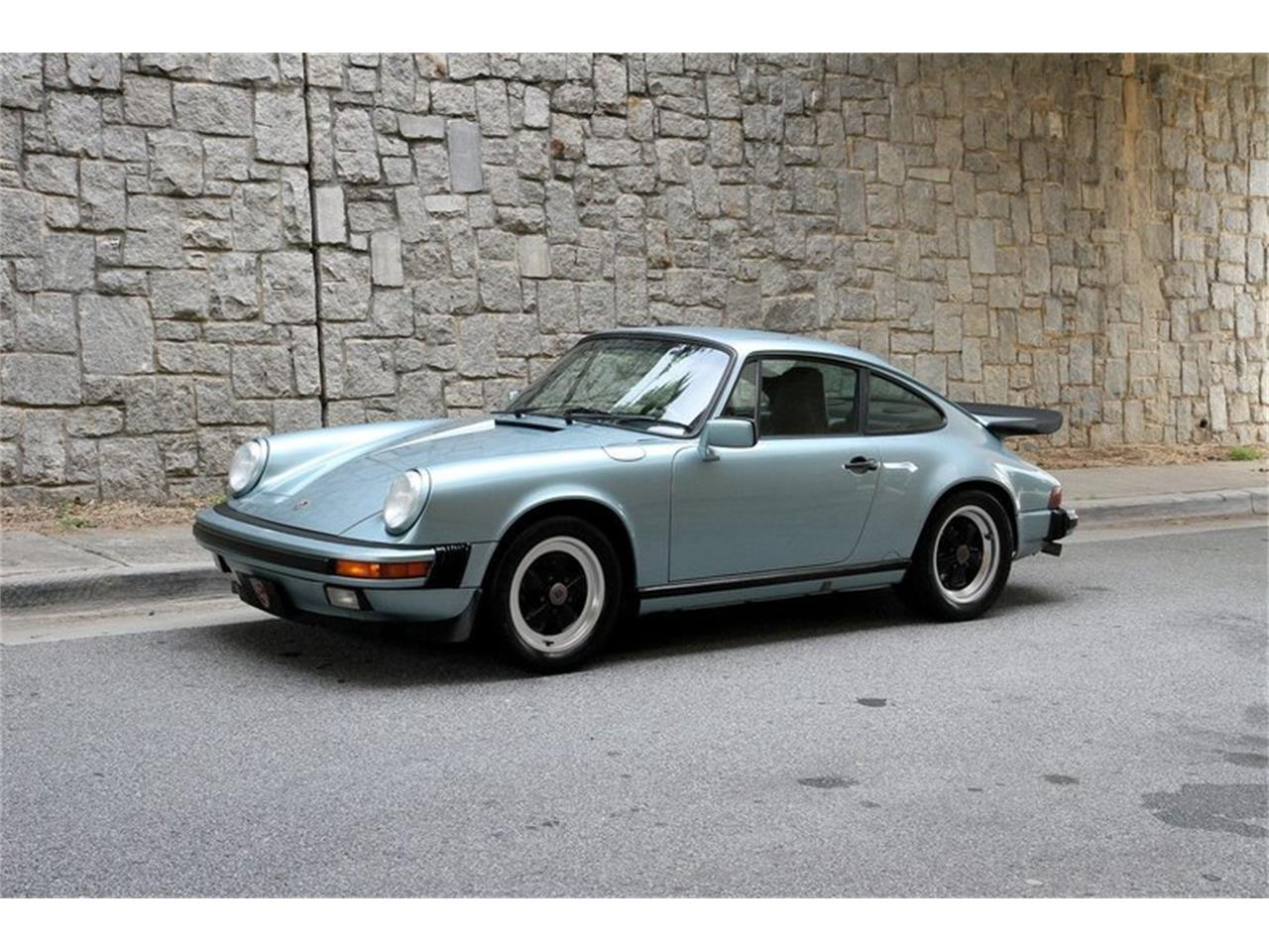 Large Picture of 1987 911 located in Atlanta Georgia - OGK8
