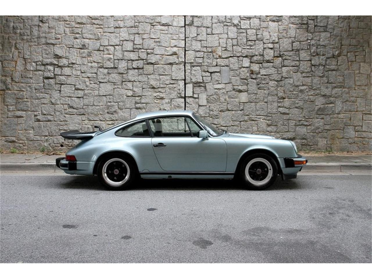 Large Picture of 1987 911 Offered by Motorcar Studio - OGK8