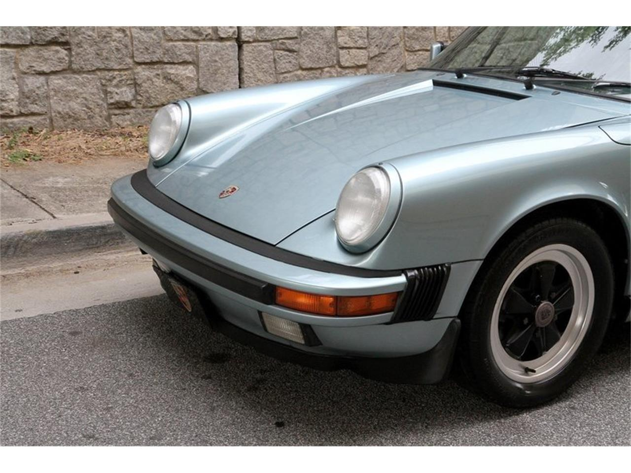 Large Picture of 1987 911 located in Atlanta Georgia Offered by Motorcar Studio - OGK8