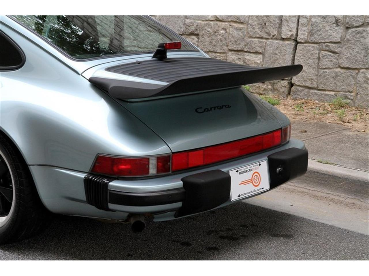 Large Picture of 1987 Porsche 911 located in Atlanta Georgia - $34,900.00 Offered by Motorcar Studio - OGK8