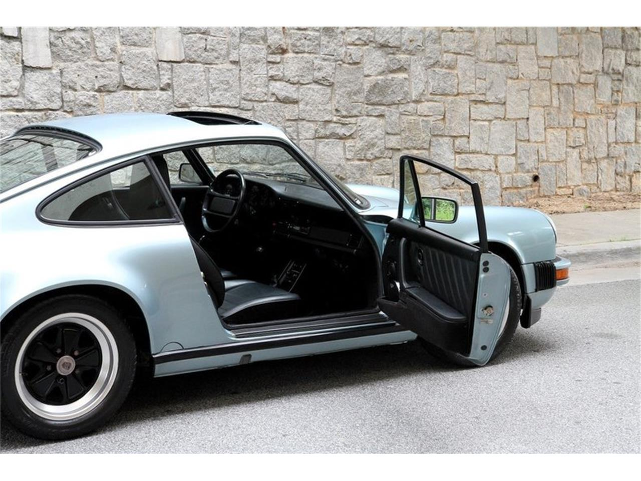Large Picture of '87 Porsche 911 located in Atlanta Georgia - $34,900.00 Offered by Motorcar Studio - OGK8