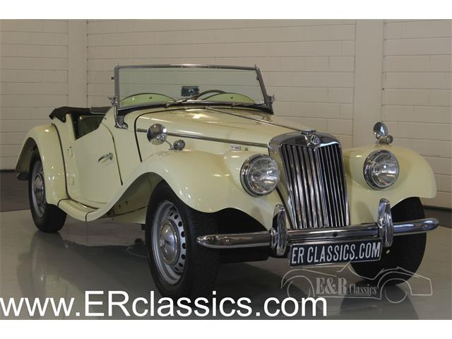 Picture of 1955 MG TF located in Waalwijk Noord Brabant - OGLC