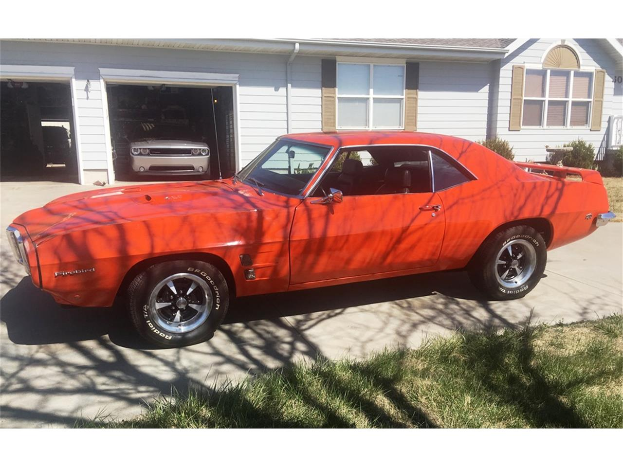 1969 Pontiac Firebird For Sale Cc 1141249 1960 Formula 400 Large Picture Of Classic Located In Great Bend Kansas Auction Vehicle Ogld