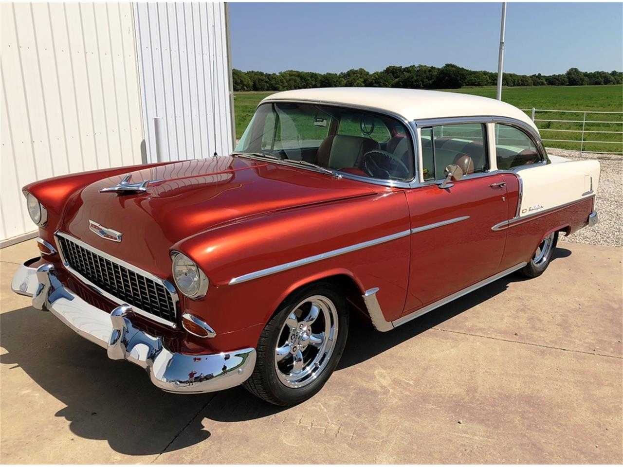 Large Picture of '55 Bel Air - OGLL