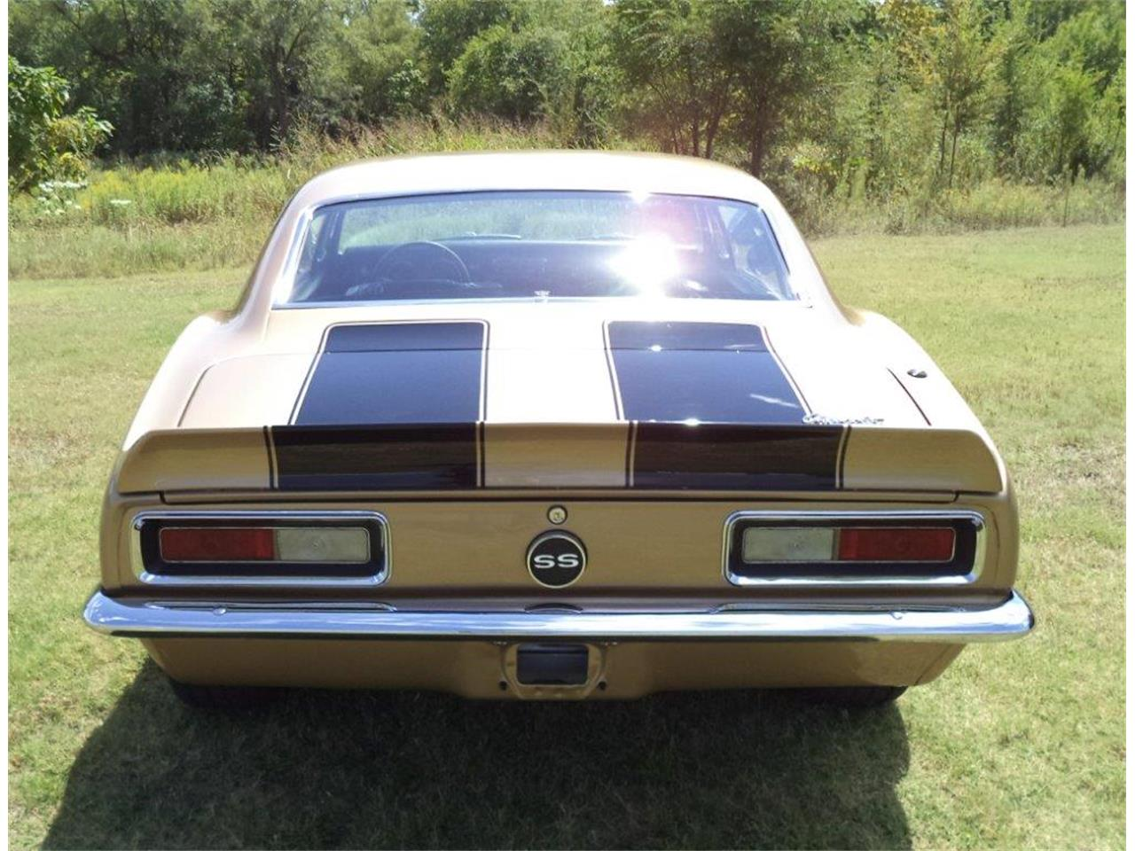 Large Picture of '67 Chevrolet Camaro SS Offered by F & E Collector Auto Auctions - OGLM