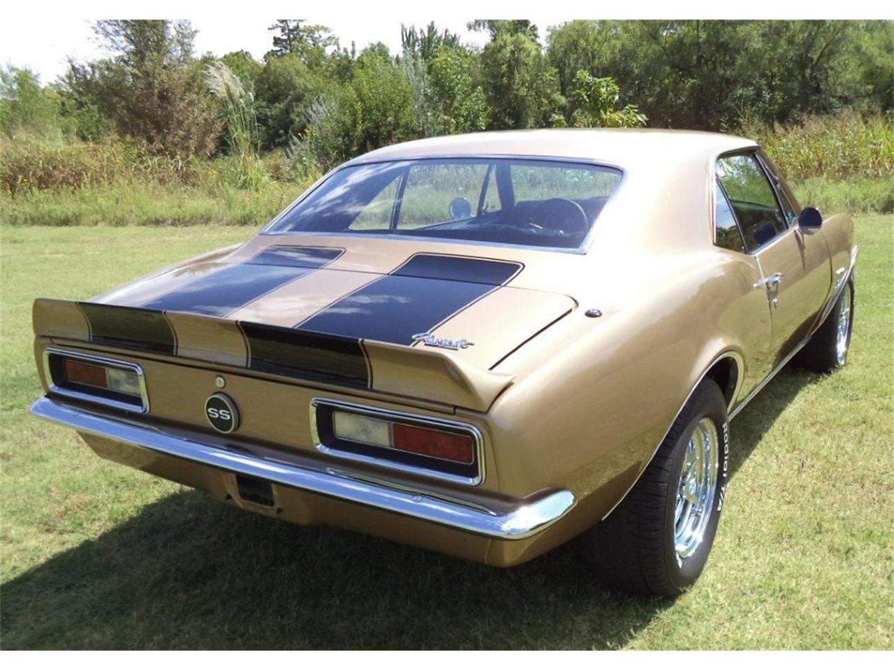 Large Picture of '67 Chevrolet Camaro SS Auction Vehicle Offered by F & E Collector Auto Auctions - OGLM