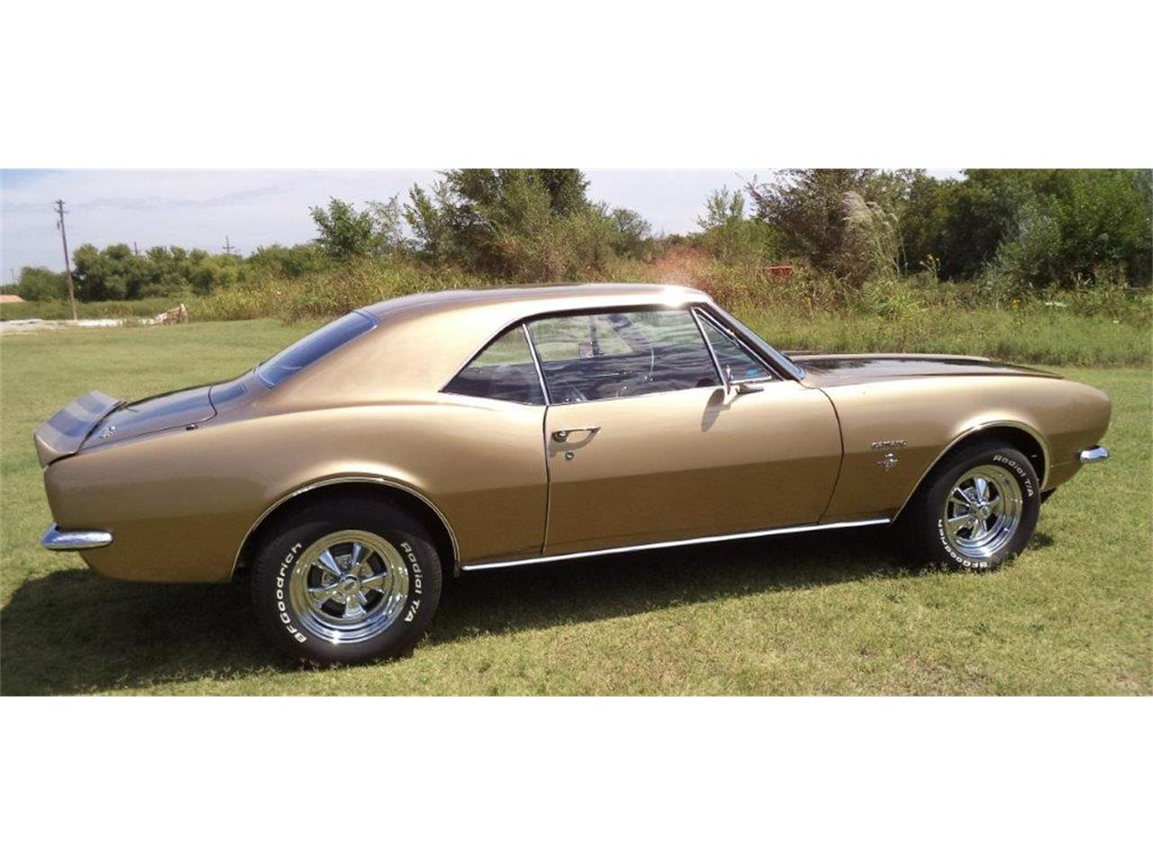 Large Picture of 1967 Chevrolet Camaro SS located in Kansas Offered by F & E Collector Auto Auctions - OGLM