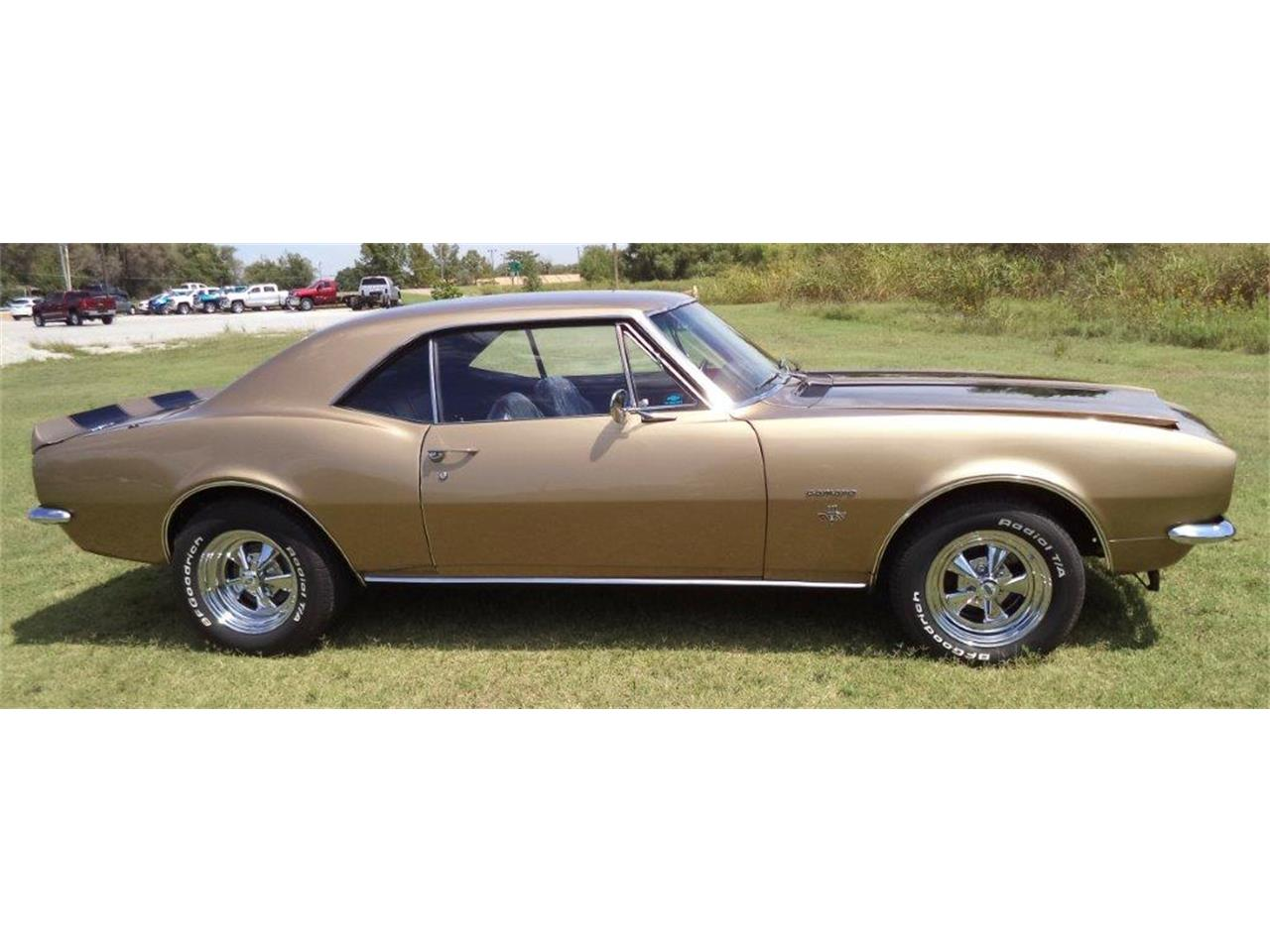 Large Picture of '67 Camaro SS located in Kansas Auction Vehicle - OGLM
