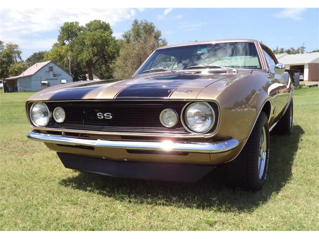 Large Picture of 1967 Chevrolet Camaro SS located in Kansas Auction Vehicle Offered by F & E Collector Auto Auctions - OGLM