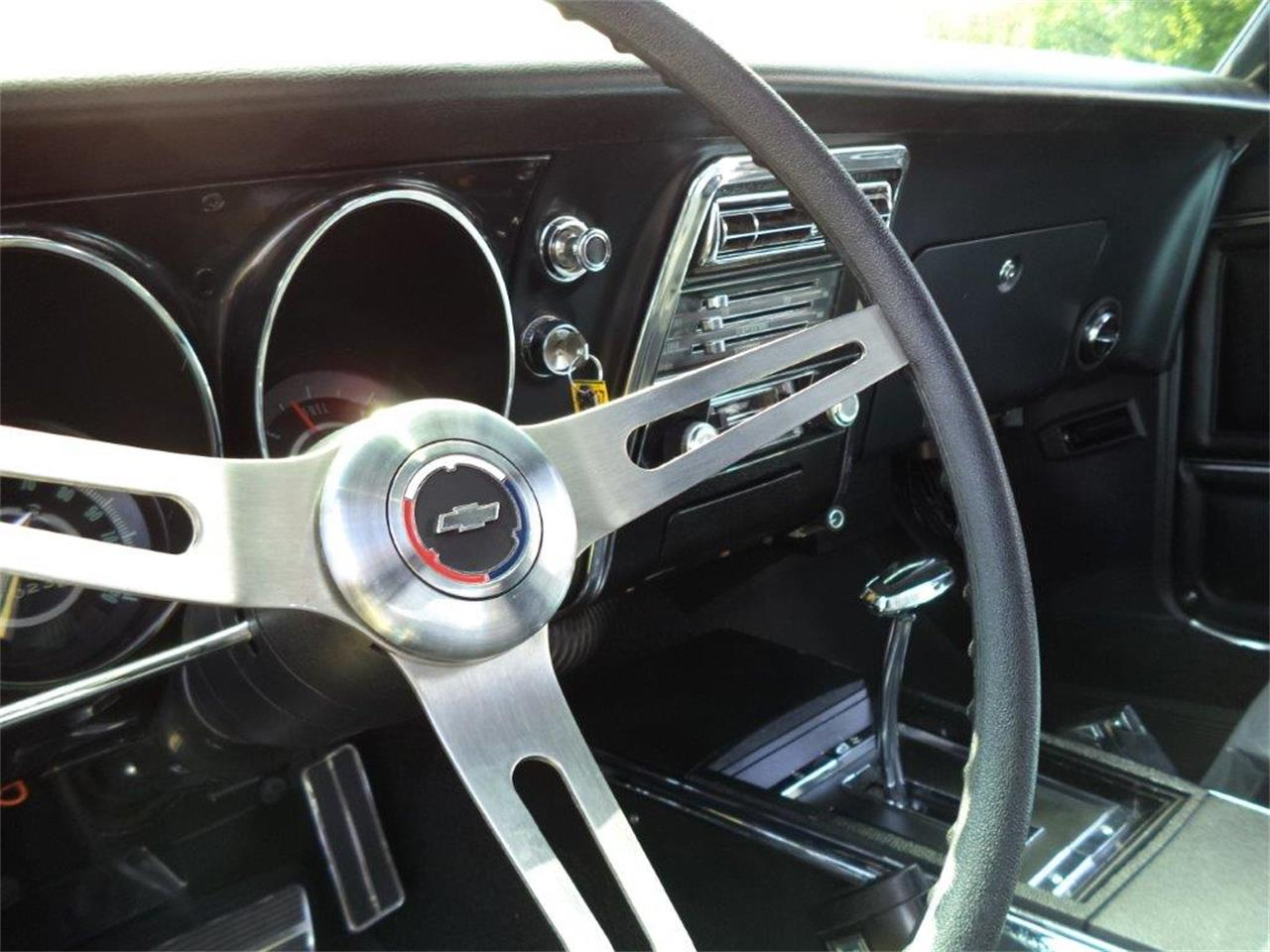 Large Picture of Classic 1967 Camaro SS Offered by F & E Collector Auto Auctions - OGLM