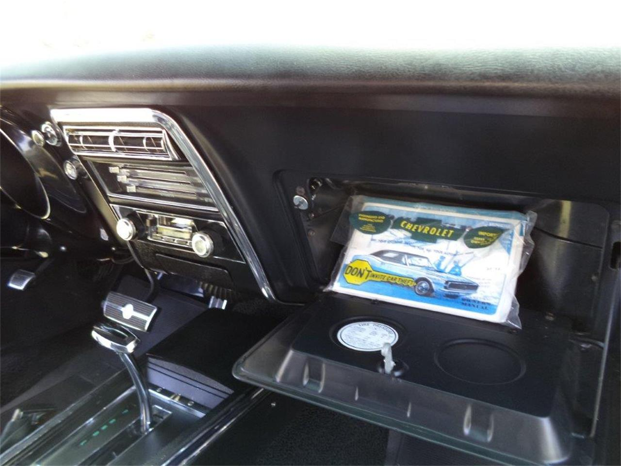 Large Picture of Classic '67 Camaro SS located in Kansas Auction Vehicle Offered by F & E Collector Auto Auctions - OGLM