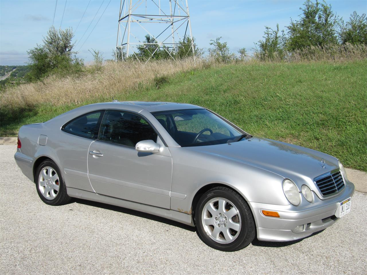 Large Picture Of 02 Clk320 Oglo
