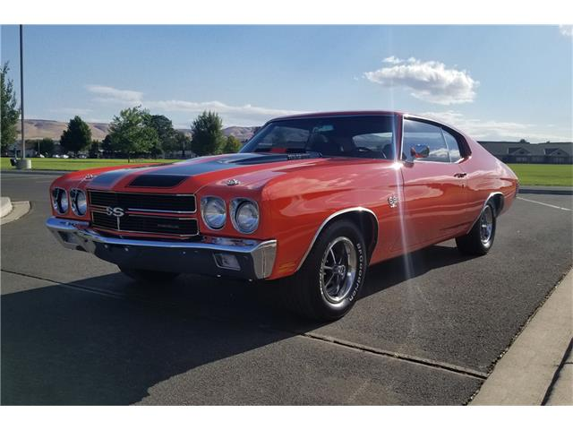 Picture of Classic 1970 Chevelle located in Las Vegas Nevada Auction Vehicle - OFQ7