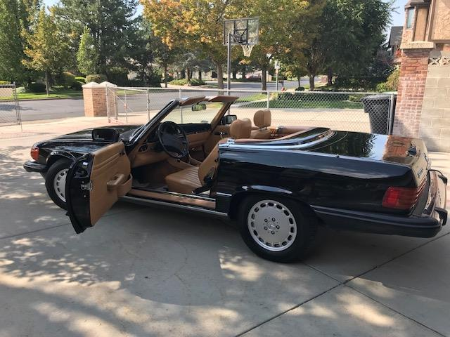 Picture of '88 560SL - OGM2